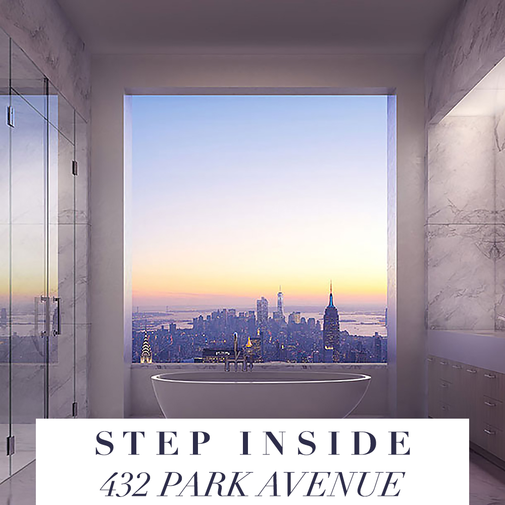 THE $95M PENTHOUSE OF DREAMS