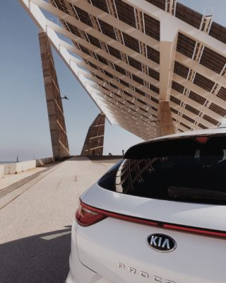 Guide to Barcelona with KIA